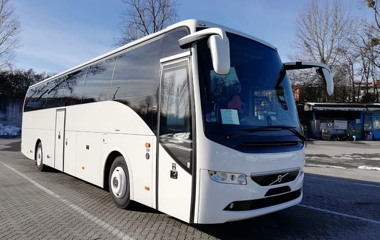 Germany: Bus rent in Saxony-Anhalt, Germany